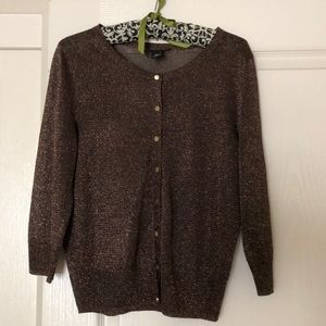 WHBM knitted cardigan.